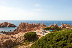 Sardinia, Italy Royalty Free Stock Images