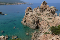 Sardinia italy. Sardegna islad is one of most beautiful islands in mediterranean sea Stock Photography
