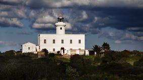 Sardinia italy cala del faro Stock Photos