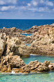 Sardinia, Italy. Costa Paradiso. Stock Photography