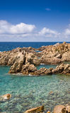 Sardinia, Italy. Costa Paradiso. Stock Images