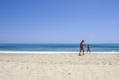 Sardinia, italy europe, south east coast, coast beach rei. View of coast rei beach in the south east coast of sardinia stock photo