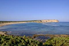 Sardinia, italy, europe, west coast, beach sa mesa longa Stock Photography