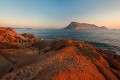 Sardinia, Italy. Stock Image