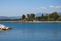 Sardinia landscape Royalty Free Stock Photo