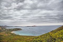 Sardinia landscape - Italy  (HDR) Royalty Free Stock Image