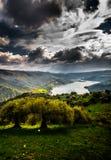 Sardinia landskap Arkivbilder