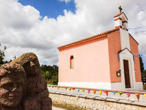 Sardinia. Little churches Royalty Free Stock Images