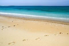 Sardinia, Maimoni beach Royalty Free Stock Photo