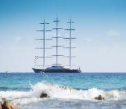 Sardinia Maltese Falcon Stock Photo