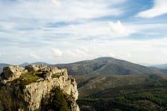 Sardinia, Monte Novo San Giovanni Stock Images