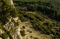Sardinia, Monte Novo San Giovanni Stock Photography