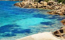 sardinia morze Fotografia Stock