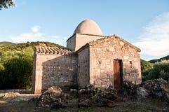 Sardinia. Nuxis Stock Photo