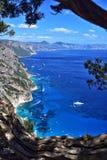 Sardinia, Ogliastra foto de stock royalty free