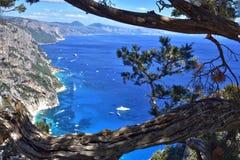 Sardinia, Ogliastra fotografia de stock