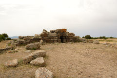 Sardinia past Zdjęcie Royalty Free