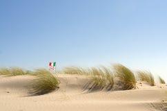 Sardinia, Porto Pino dunes Stock Image