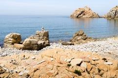 Sardinia, Porto Tramatzu Royalty Free Stock Image