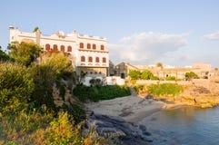 Sardinia. Portoscuso Stock Photos