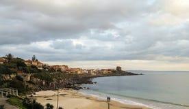 Sardinia. Portoscuso Stock Photo