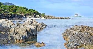 Sardinia rocks Royalty Free Stock Photo