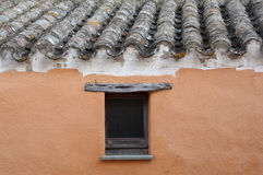 Sardinia. Rural architecture in a village of Sulcis, Royalty Free Stock Photos