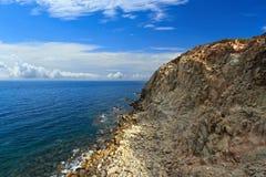 Sardinia - San Pietro Island Royalty Free Stock Images