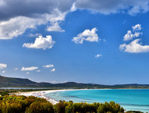 Sardinia sea Royalty Free Stock Images