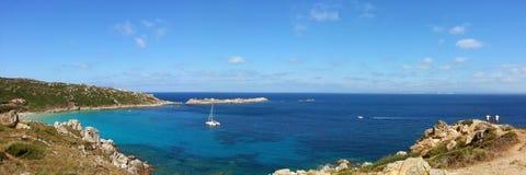 Sardinia. Sea sardegna mare royalty free stock image