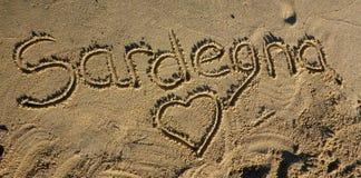 Sardinia sea sardegna Stock Images