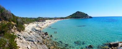 Sardinia sea Stock Photos