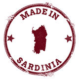 Sardinia seal. Royalty Free Stock Photo