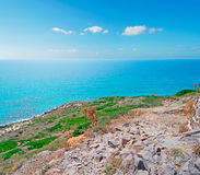 Sardinia seascape Stock Photo