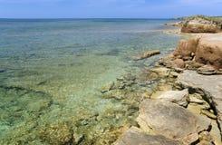 Sardinia, Sinis Royalty Free Stock Image