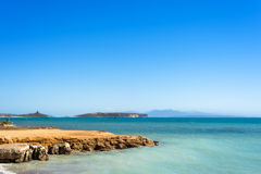 Sardinia, Sinis Royalty Free Stock Photos
