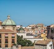 Sardinia skyline Stock Image