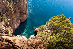 Sardinia, Sulcis Coast Stock Images