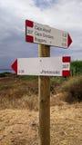 Sardinia. Sulcis - Iglesiente Stock Photography