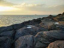 Sardinia. Sulcis Stock Image