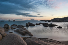 Sardinia sunrise Stock Images