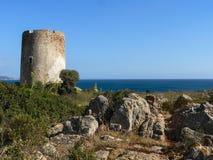 Sardinia. Teulada Stock Images