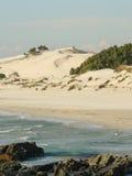 Sardinia. Teulada. Porto Pino Royalty Free Stock Images