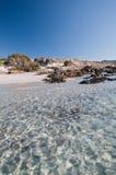 Sardinia. Teulada. Porto Pino Stock Photography