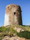 Sardinia. Teulada Royalty Free Stock Image