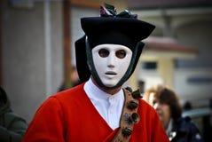 Sardinia. Carnival Mask Royalty Free Stock Photos