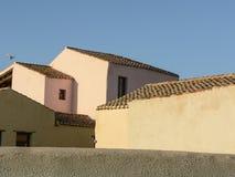 Sardinia. Tratalias Stock Photo