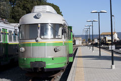 sardinia trenino verde Obraz Royalty Free