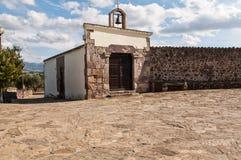 Sardinia. Villaperuccio. Is Grazias Royalty Free Stock Photo