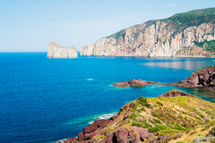 Sardinia west coast Royalty Free Stock Photography